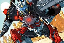 The Transformers Universe / Everything to do with Transformers!