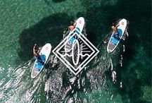 Stand Up Paddle Boards / Stand Up Paddle Boards (SUP's) from Brownie's YachtToys in Fort Lauderdale and the Palm Beaches, Florida.
