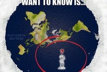 Flat earth reality..