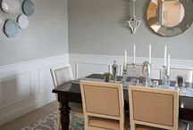 dining room / by Sarah Shult