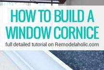 Window cornices