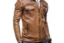 bőr dzseki