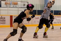 Roller Derby Fuel / Fuel your Roller Derby performance with a proper diet. Here you can find ways to boost your health, build a meal plan, and learn about nutrition.