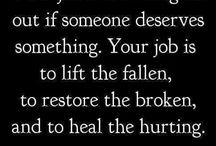 The humane way