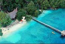 padang islands