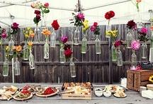 Lovely Table Decor / by Steph Thornborrow