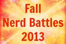 Fall Nerd Battles 2013