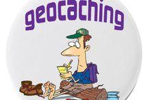 Geocaching / Onze favoriete sport