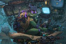 TMNT / Teenage Mutant Ninja Turtles