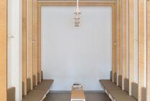 Espace d'attente / Hall accueil