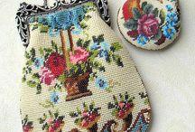 кошелёк из бисера