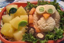 Food Fun / by Sunshine Stitches