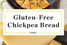chick pea bread