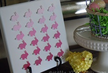 Easter/Spring crafts and decor
