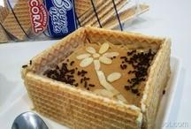 Crema de café y galleta / las mejores recetas en: http://golosolandia.blogspot.com.es/2013/03/crema-de-cafe-y-galleta.html