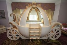 Princess Rooms / Princess Themed Ideas