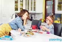 Jessica Alba: Parenting Magazine / by Jessica Alba