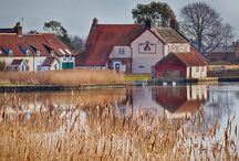 Stokesby / Stokesby near Great Yarmouth Norfolk England #ShareTheGreatTimes
