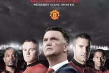 The Red Devils / All about Manchester United!