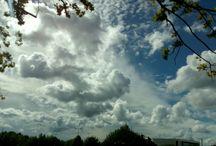 Moje niebo... z różnych stron / foto własne