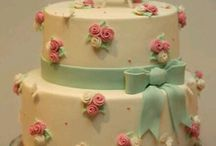 Vintage Birthday Cakes