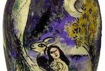 Ceramics Chagall