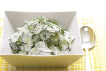 Recipes - Salad & Soup / by Melanie Butler