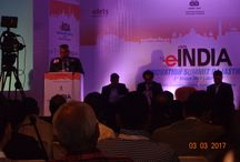 12th eINDIA Innovation Summit Rajasthan in Jaipur / The summit acknowledged the role & importance of technology & best practices to promote innovations across various sectors. Ashish Tondon (RPIPL) showcased our business verticals highlighting company's achievements & contribution in Renewable's. He also en-lighted the role of Solar Energy in the domestic & industrial units aiming to reserve the non conventional resource & focus on energy conservation stressing more & more use of the new stand-alone Solar Products & making India a smarter world.