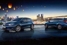 Yeni Toyota Auris 2015 / Yeni dış görünüm, yeni iç tasarım ve yeni sürüş keyfi ile Yeni Toyota Auris Plazalarda!