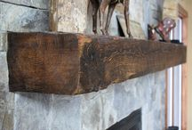 Reclaimed Mantels