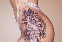 Belly tatoos