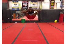 Cheer skills / A collection of great photos of great skills that we LOVE. #panthercheerinc