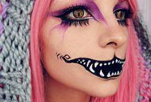 scary make up