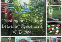 For the yard / Ideas and inspiration for turning the yard into a playful paradise
