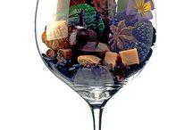 Aromatic glass art!