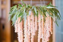 floral chandaliers