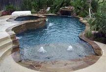 pools / by Linda Corscadden Houser