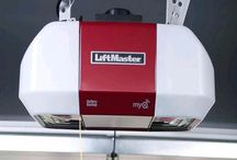 Aker Doors- LiftMaster openers, remotes, and locks