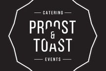 Over Proost & Toast Catering en Events