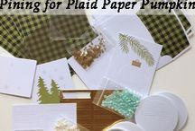A Paper Pumpkin Thing Blog Hop / Paper Pumpkin alternative ideas, Paper Pumpkin kit ideas, Paper Pumpkin projects
