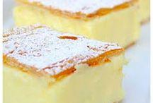 Custard slices/Vlaskywe