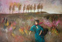 Paintings by Hans Sturris