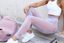 Athleisure fashion