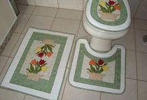 tapete para banheiro da cil