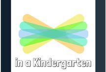 PreK and 1st grade / Preschool/Pre-K/kindergarten/1st grade