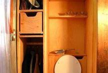 tiny house toilets