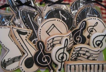 *Music Cookie Ideas