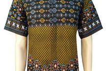 Batik Art From Java (men's & women's fashion)