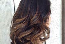 włosy i paznokcie | hairstyles and nails
