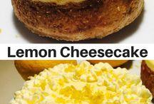 Baking----Cheesecakes